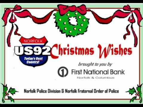 US 92 Christmas Wish for JoAnn Ewald 2009