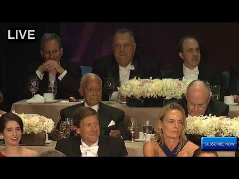 Hillary Clinton Roast Donald Trump in Alfred E. Smith Memorial Dinner [ FULL ]