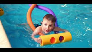 Уроки плавания для дошкольников.