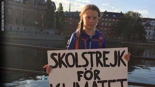 Greta Thunberg, chi è la giovane attivista che lotta per il Pianeta
