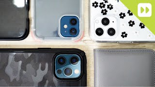 Top 5 iPhone 12 Mini / 12 / Pro / Pro Max Cases Available Now