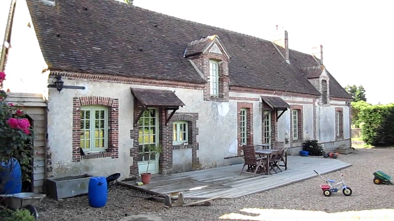 Maison descendant pierre tremblay randonnai normandie france 3 youtube - Maison pierre normandie ...