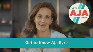 Get to Know Aja Eyre - Maui County Council Candidate
