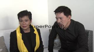 INTERVIEW: Nora Aunor, Brillante Mendoza on the purpose o...