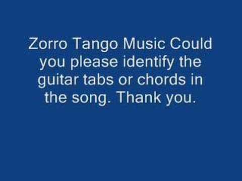 Zoro Tango Music