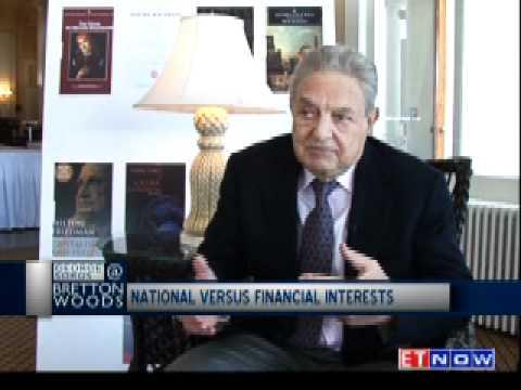 George Soros @ Bretton Woods - Part 1