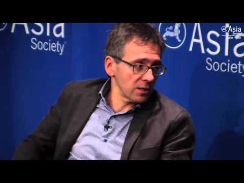 Ian Bremmer's Book Launch at the Asia Society