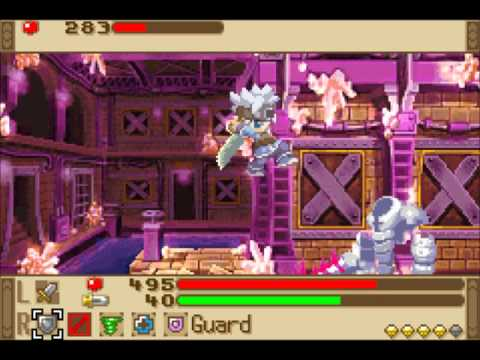 Let's Play Summon Night, Episode Eight: The Craftlord of Diamond