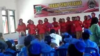 SMPN 1 BANGIL DI Bangil Desember 2014