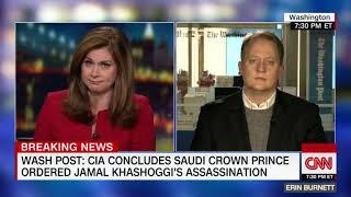 CIA concludes Saudi crown prince ordered Jamal Khashoggi's death, official says   CNNPolitics