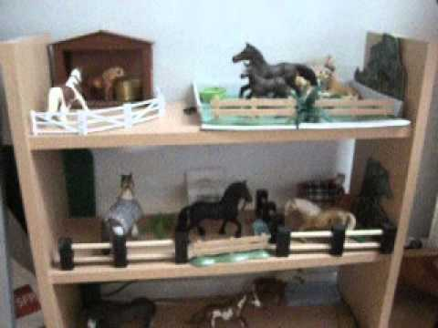 centre questre schleich heartland youtube. Black Bedroom Furniture Sets. Home Design Ideas