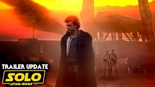 Disney Nervous Of The Han Solo Movie Trailer & More (Solo A Star Wars Story)