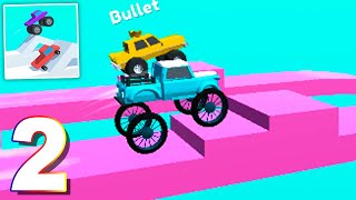Wheel Scale (by Supersonic Studios) Gameplay Walkthrough Part 2 (Android)