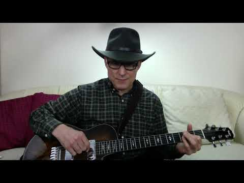 """How to Play """"Going Upstairs"""" by John Lee Hooker"""