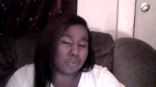 me singing jodeci cry for you cover