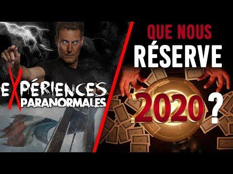 Expériences  Paranormales - Prédictions pour 2020 en FRANCE !