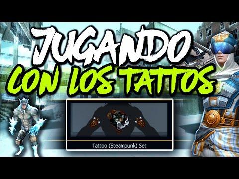 Tattoo R (Steampunk) ¡VÍDEO ANTIGUO! - Wolfteam Latino