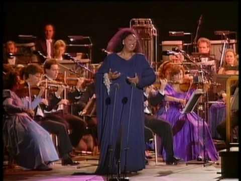 """Jessye Norman sings """"Morgen"""" by Richard Strauss"""