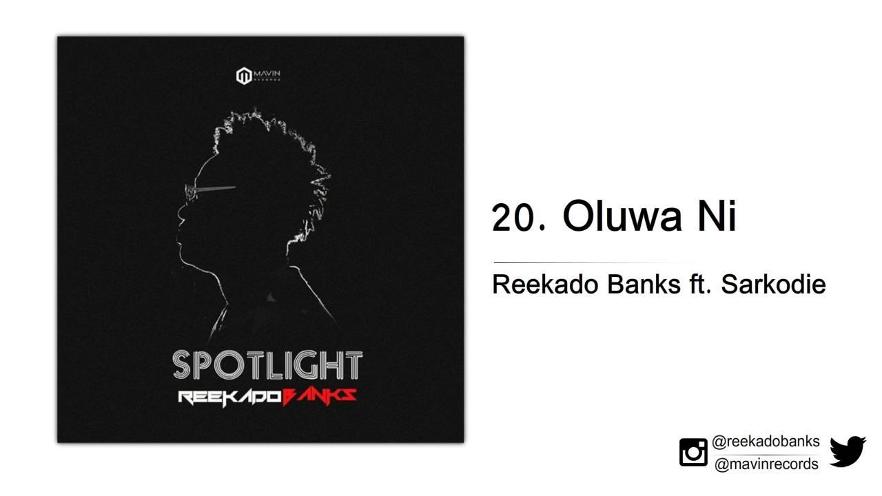 Download Reekado Banks ft. Sarkodie - Oluwa Ni