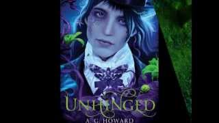Unhinged Book Trailer Official