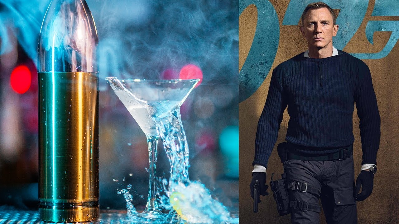 Download Top 10 James Bond Cocktails you Need to Try