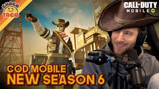 chocoTaco Plays New Modes in COD: Mobile Season 6