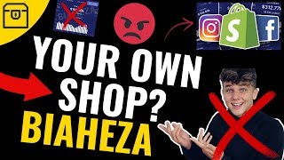 OFFICIAL Biaheza/'s Full Dropshipping Course