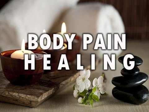 POWERFUL! Deep Delta Meditation & Body Pain Healing Music, With Isochronic Tones