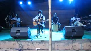 Gambar cover Our Time Story - Honey L'arc en Ciel Cover (Acoustic Version)