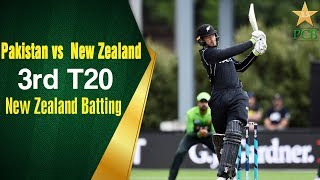 Pakistan A vs New Zealand A | 3rd T20 | New Zealand Batting | PCB thumbnail