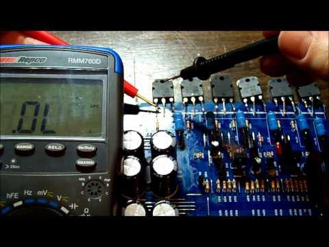 Response Precision car amp repair