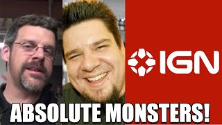 Former IGN Writer Reveals The Horrors Of Working For The Company Under Tal Blevins And Steve Butts