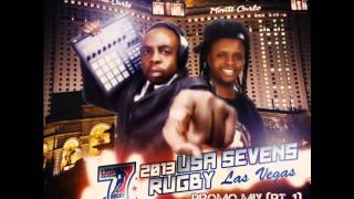 Simple Simon & Mix Master David Presents - Las Vegas Rugby Sevens Promo Mix Part 1