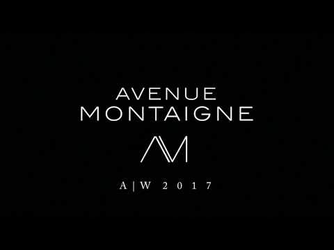 Avenue Montaigne behind the scene FALL 2017