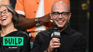 """HBO's """"Watchmen"""" Creator Damon Lindelof Was Hooked After He First Read The Comics"""