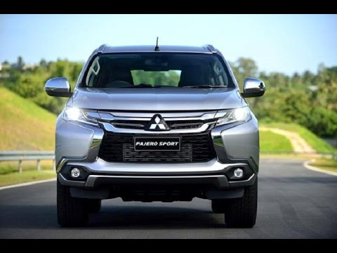 Mitsubishi All New Pajero Sport 2017 >> New Upcoming 2017 Mitsubishi New Pajero Sport Review Youtube