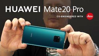 МЕГА розпакування Huawei Mate 20, Mate 20 Pro, Watch GT і Honor 8X