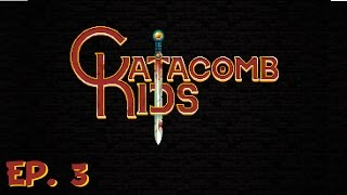 Catacomb Kids - Ep 3 - Society of the Dead Poets! - Let