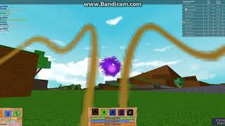Roblox Elemental Battlegrounds   How to Stop Grass Ult!