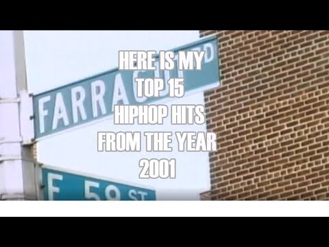 TOP15 OF REAL HIPHOP HITS - From the year 2002 mp3