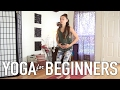 10 Minute Yoga For Healthy Posture - Better Posture Yoga Poses