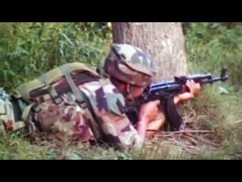 Second Pakistani terrorist caught this month in Jammu and Kashmir