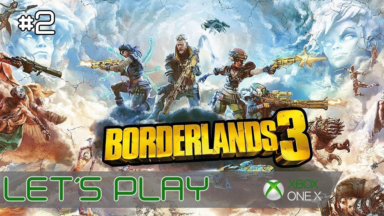 borderlands онлайн играть