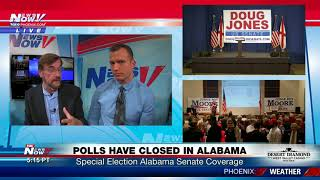 WATCH: Political Analyst Breaks Down Alabama Senate Race As Polls Close (FNN)