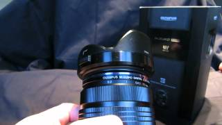 Olympus 12-40mm F2.8 PRO non-technical review