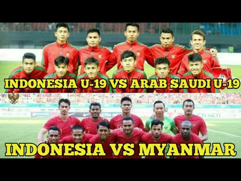 Link Live Streaming Timnas Indonesia U-19 Vs Arab Saudi U-19 | Timnas Indonesia Vs Myanmar