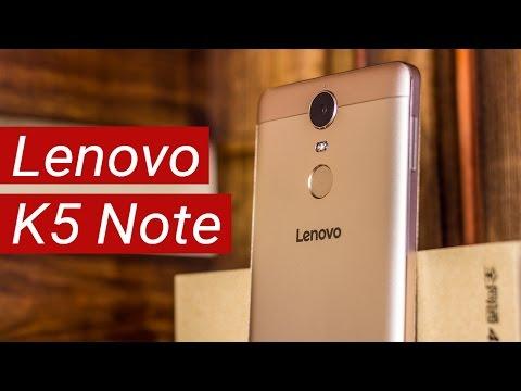 Lenovo K5 Note - крутой бюджетник или пустышка? Полный обзор Lenovo K5 Note от FERUMM.COM