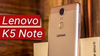 видео Характеристики Lenovo K5 Note (2018): полноэкранный бюджетник в корпусе из металла