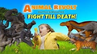 New Similar Apps Like Animal Revolt Battle Simulator game walkthrough