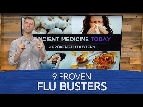 Natural Flu Treatment Proven Flu Busters